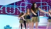 Gaby Spanic cantando La Usurpadora - Domingo Legal 17_03_2013