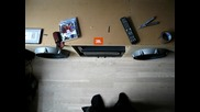 Jbl! p1222 Cerwin vega! home surround System (crazy)