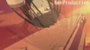Anime mix-war of change