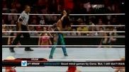 30.03.2014 Първична сила 2 * Wwe Monday Night Raw (30ти март 2014 година)
