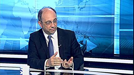 Николай Василев: Финансовата ни политика до началото на пандемията заслужава златен медал