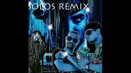 Tony Dize Ft. Plan B & Don Omar - Solos Remix [original + Completa] Prod. Dj Rafi Mercenario