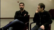Steven Sater and Serj Tankian - Part 1 - How they started collaborating on Prometheus Bound