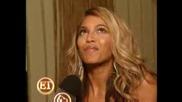 Beyonce - Интервю След Наградите Grammy