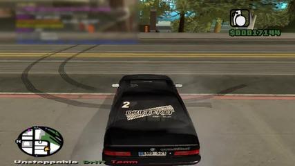 Crazy Drifter
