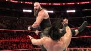 Braun Strowman, Finn Bálor & Elias vs. Baron Corbin, Drew McIntyre & Bobby Lashley - Elimination Tag Team Match: Raw, N