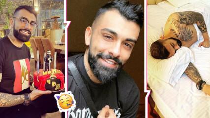 Меди отпразнува рожден ден, сподели закачлива снимка от спалнята си, напомня на премиера