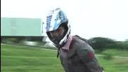 Yamaha Fz16, Byson Stunt Ride