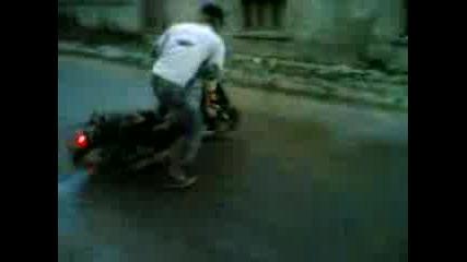 Ицо С Моторчето В Добринище