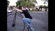 Странни велосипеди!
