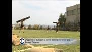 Студенти се събират за лятно военно обучение във Велико Търново