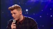 James Arthur изпълнява песен на Kelly Clarkson - Stronger