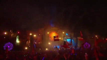 Tomorrowland - Tomorrowworld 2014 - Martin Garrix