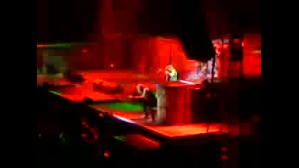 Iron Maiden - The Number Of The Beast (live Belgrade 10.02.2009)