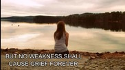 Feather - V.sag Featuring Alexandra Mckay [eternal Love Mix] (lyric Video)