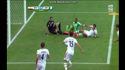Иран 0:0 Нигерия (бг аудио) обширно, Мондиал 2014