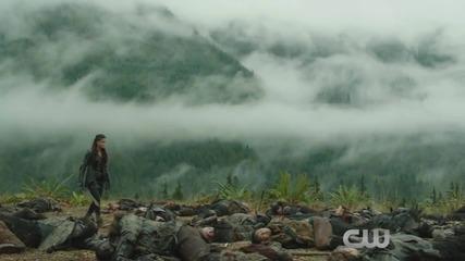 The 100 - Сезон 3 , епизод 5 Промо