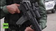 Полицията в Панама залови почти половин тон кокаин
