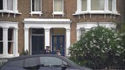 UK: Police stand guard outside home of man arrested in killing of David Amess