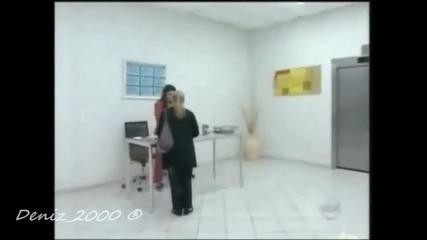 Най-бруталната скрита камера в асансьор