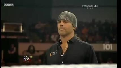 Shawn Michaels се завръща 2011