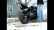 Yamaha R6 2007 2brothers Exhaust