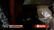 "Малки Сладки Лъжкини / Pretty Little Liars Сезон 4 Епизод 21 ""she's Come Undone"" - Промо"