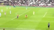 Спайдърмен прекъсна мача Манчестър Сити- Уест Хем за Фа Къп 06.01.2017