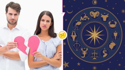 Самота, но и ценни уроци: Тези 3 зодии ще се разделят с любовта през 2020 г.