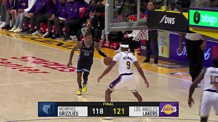 Най-интересното от мачовете през изминалата нощ в НБА