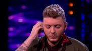 James Arthur sings Adele's Hometown Glory - Live Week 6 - The X Factor Uk 2012