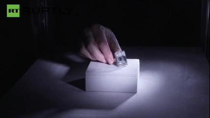 Most Expensive Colorless Diamond Sells for $22.1 Million