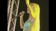 Деси Слава - На Криле (на живо)