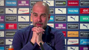 UK: 'No sense' to allow intl break if players can't rejoin training - Guardiola