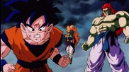 Gohan vs Bojack and Galactic Warriors 2/2