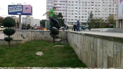 Най-доброто от Freerun Bulgaria за 2014 година (Компилация)
