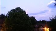 В небето над Сащ е ударен Нло