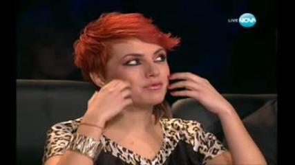 X Factor Bulgaria Bogomil - Can You Feel The Love Tonight( Еlton John) 22.11.2011