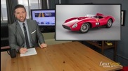 Mazda Rotary Turbo, Matt Leblanc Top Gear Host, Old Ferrari sells $34.9 Million - Fast Lane Daily