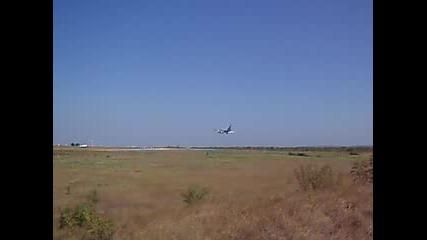 Atlant - Souyz B737 @ Varna Airport