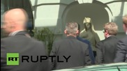 Austria: Lavrov arrives as Iran nuclear deal expected to be finalised