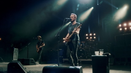 Sting - Message In A Bottle (Оfficial video)