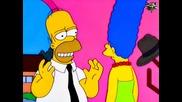 Семейство Симпсън С12 Е06 - Хоумър е Мистър Х Бг аудио
