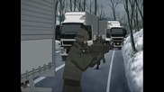 [ Bg Sub ] Darker Than Black Сезон 2 Епизод 5