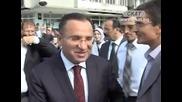 Нова турска провокация - Турския вицепремиер неофициално в България