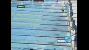 Сиельо Фильо шампион на 50 м свободен стил, Лохте с нов рекорд