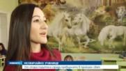 Училище в Пловдив се превърна в приказен свят