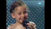 Ахинора ще стане футболистка - Големите надежди (09.04.2014)
