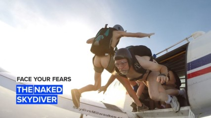 Face Your Fears: How Jeff became a world record naked skydiver