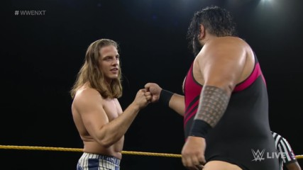 Matt Riddle vs. Bronson Reed: WWE NXT, Oct. 16, 2019
